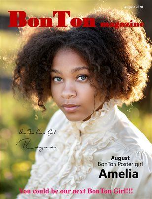 BonTon Magazine August 2020