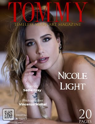 Sadie Gray - Nicole Light - Vincenzo Mattei