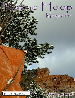 Native Hoop Magazine #24