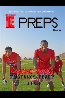 Rancho Verde Cover 2013