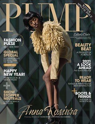 PUMP Magazine | The New Year's Edition | January 2021 | Editor's Choice Edition | Vol.5