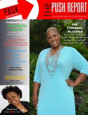 June 2012 - The PUSH Report Magazine