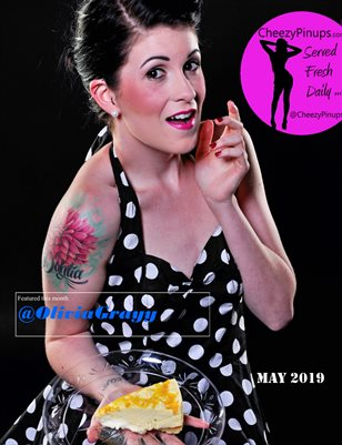 Cheezy Pinups - May 2019