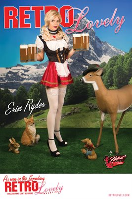 Cover Poster - Erin Ryder