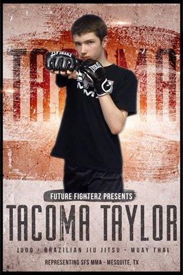 Tacoma Taylor - Poster