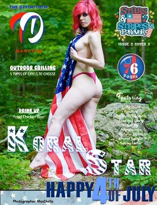 TDM: Koral StarStars & Stripes Issue 2 Cover 3