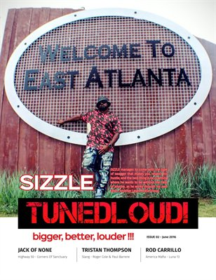 TunedLoud Magazine June 2016