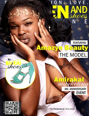 Women and Shoes Magazine - Issue 8   July Aug 2015