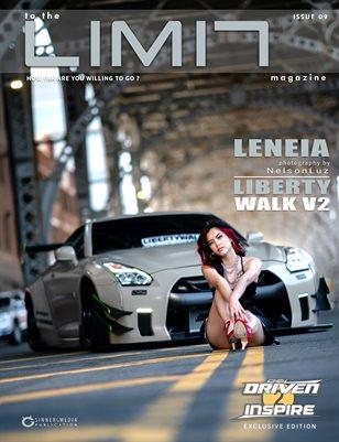 to the LIMIT Magazine 09 Ft. Leneia