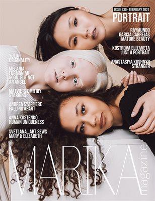 MARIKA MAGAZINE PORTRAIT (ISSUE 630 - February)