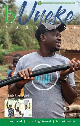 bUneke Magazine Issue 12