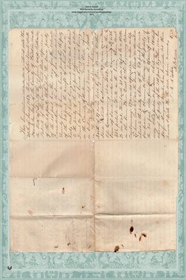 1867 Deed, Veatch to Patrick, Fulton County, Kentucky