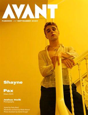 Shayne Pax