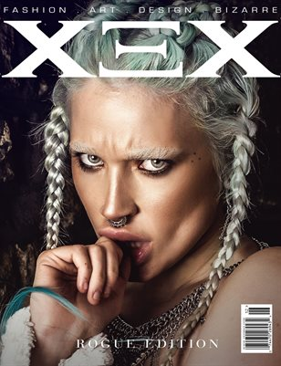 XEX Magazine: Rogue Edition - Wolf