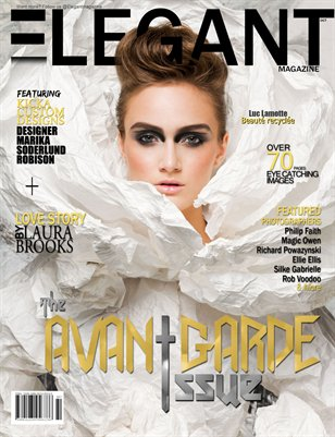 The Avant Garde Issue #2 (Oct 2013)