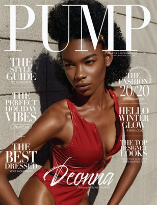 PUMP Magazine | The Anniversary Edition | Vol.2