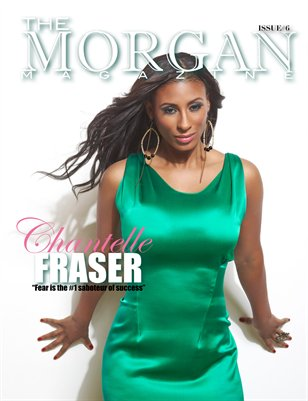 The Morgan Magazine Issue#6 Chantelle Fraser