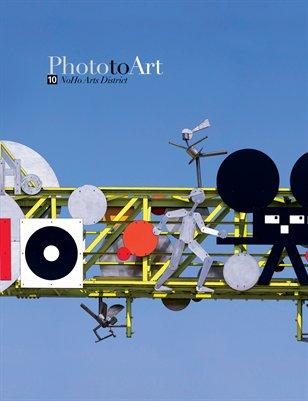 #10 NoHo Arts District