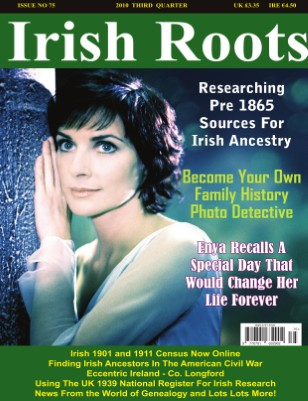 Irish Roots Issue no 75