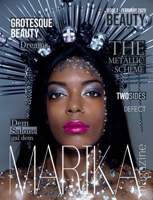 MARIKA MAGAZINE BEAUTY (February - issue 3)