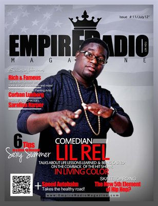 Empire Radio Magazine Issue#11
