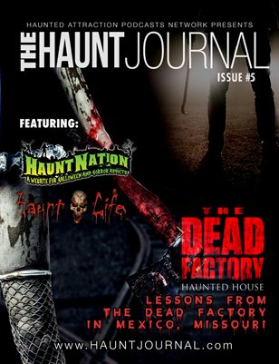 The Haunt Journal: Issue 5