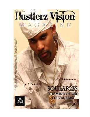 Hustlerz Vision Magazine (Volume One)