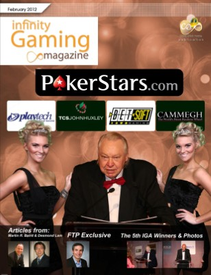 Infinity Gaming Magazine February 2012