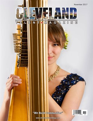 Cleveland Talent Magazine November 2017 Edition