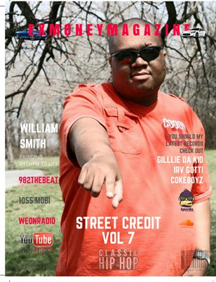 Ex Money Magazine Featuring William Smith