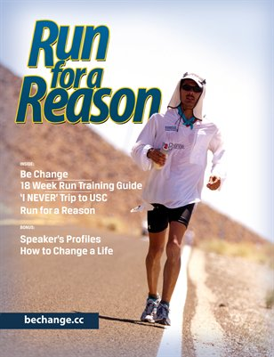 Be Change Run for a Reason