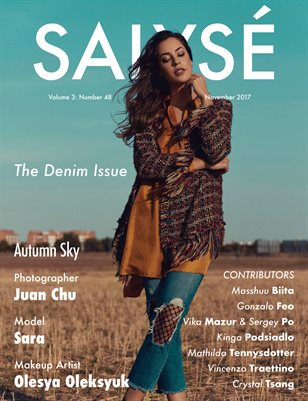 SALYSÉ Magazine | Vol 3:No 48 | November 2017 |