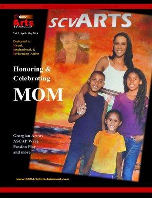 SCV-Arts Magazine May Issue