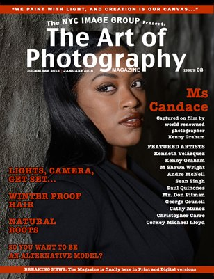 NYC Image Group: The Art of Photography issue 02