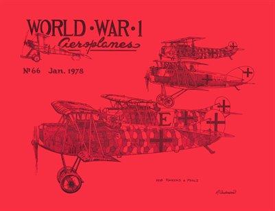 WW1 Aero #66 - January 1978