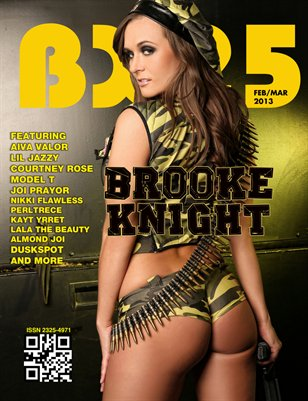 Brooke Knight February and March 2013