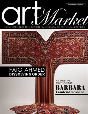 Art Market Magazine November 2020 Issue #53