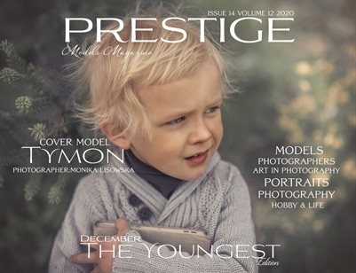 PRESTIGE MODELS MAGAZINE _The Youngest 14/12