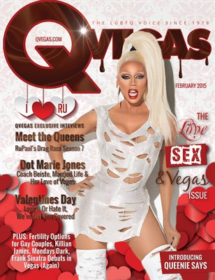 QVegas February 2015 | The Love, Sex & Vegas Issue