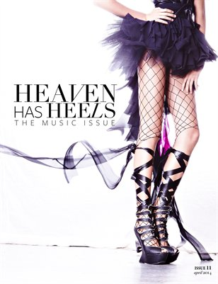 Heaven Has Heels April Issue