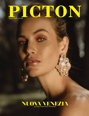 Picton Magazine MARCH  2020 N448 Cover 3