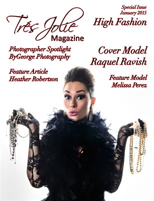 January 2015 High Fashion Special Issue