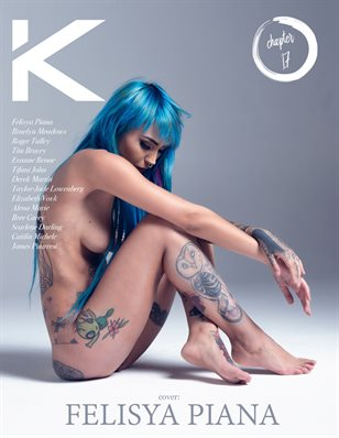 Kansha Magazine Chapter 17 ft. Felisya Piana