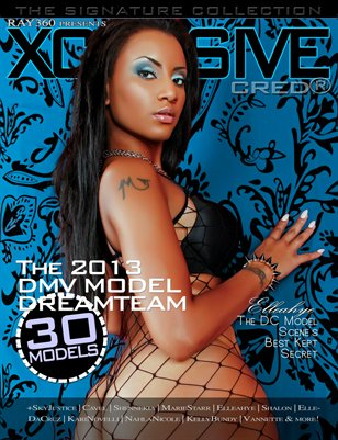 XCLUSIVE - The DC Dream Team - Ellealhye Cover