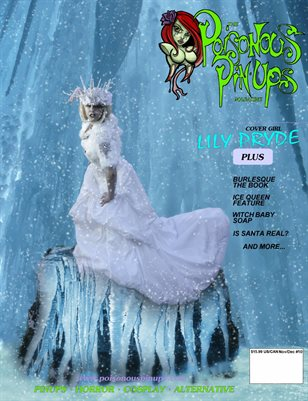 Poisonous Pinups Magazine Issue10