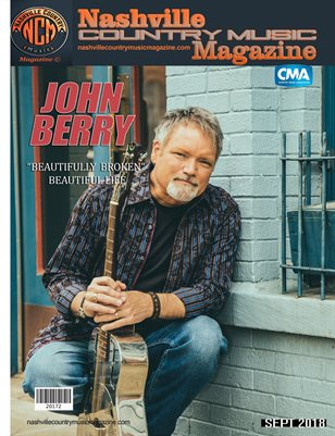 Nashville Country Music Magazine Sept Issue