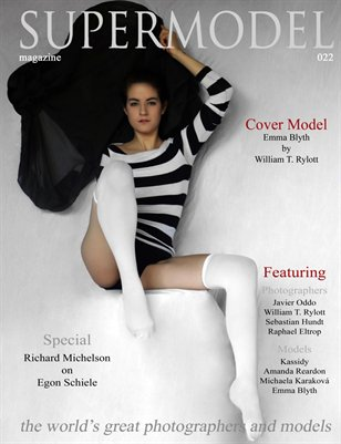 Supermodel Magazine Issue 022