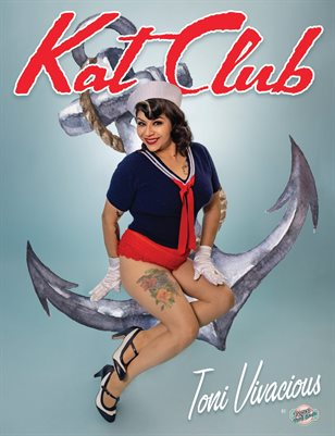 Kat Club No.20 – Toni Vivacious Cover
