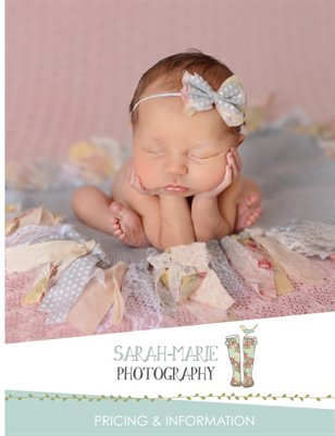 Sarah Marie Photography Newborn Session