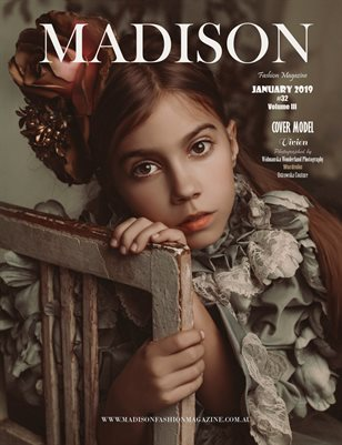 MADISON Fashion Magazine - JANUARY 2019 - # 32 Volume III